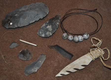 Mesolithic toolkit